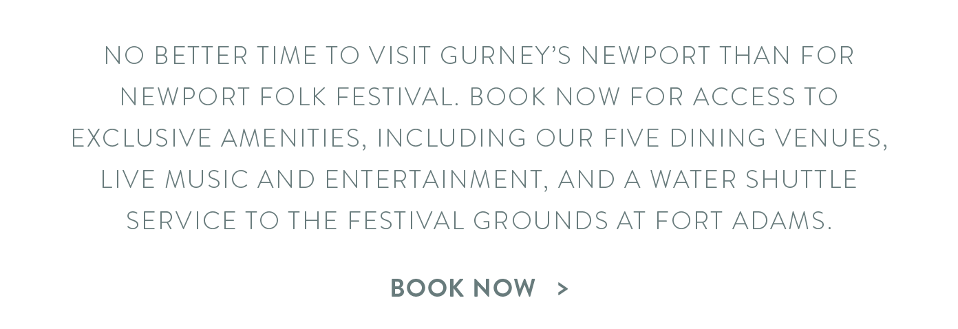 book your stay at gurney's newport