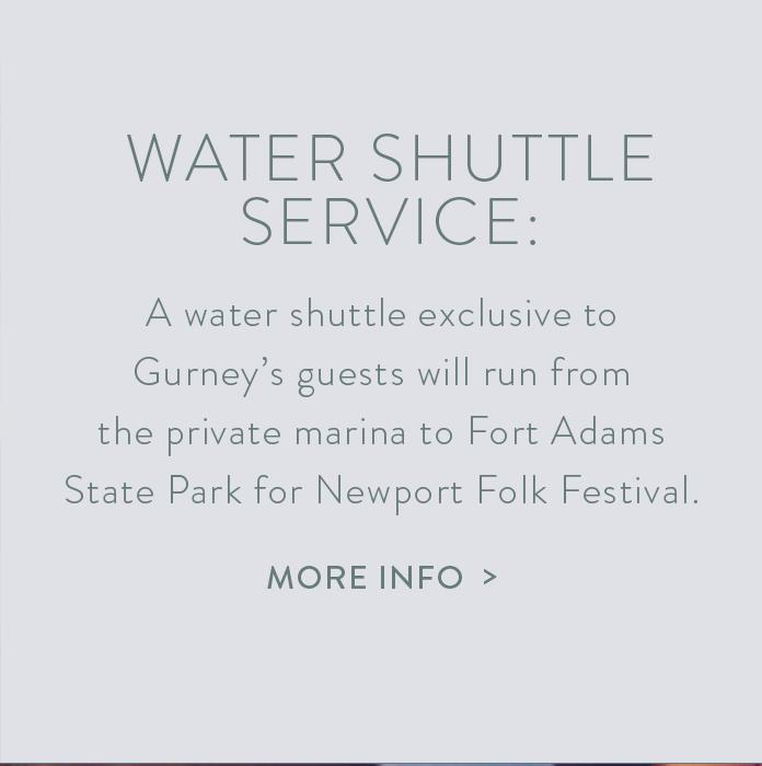WATER SHUTTLE SERVICE